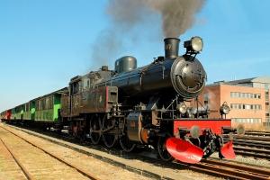 Damplokomotiv SJ S2 1307