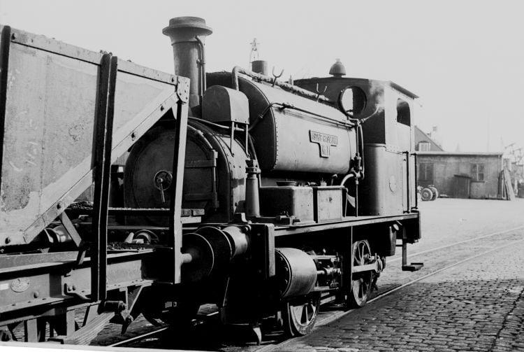 Østre Gasværk Nr. 1