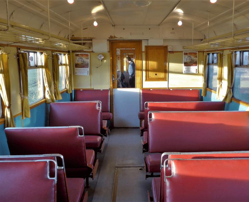 BM86 interiør