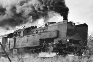 Damplokomotiv DSB S740