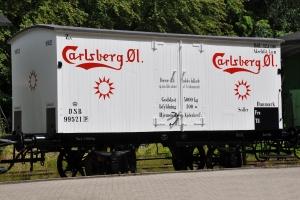 DSB Za 99521 Carlsberg vogn