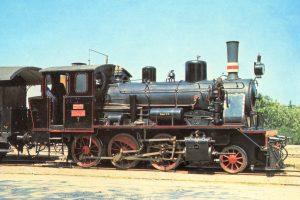 Damplokomotiv ØSJS Nr. 7